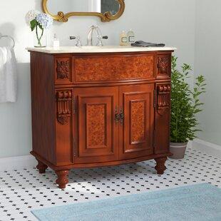 Affordable Pinegar 36 Single Bathroom Vanity Set ByAstoria Grand