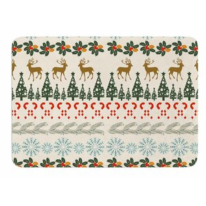 Christmas Vibes Bath Mat