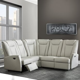 Savings Langdon Reclining Sectional by Relaxon Reviews (2019) & Buyer's Guide