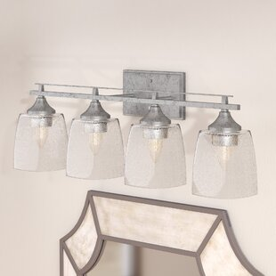 Reviews Sinclaire 4-Light Vanity Light By 17 Stories