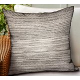 Jeremias Solid Luxury Indoor/Outdoor Throw Pillow
