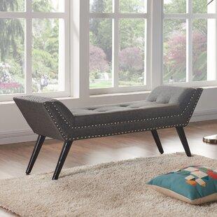 Corrigan Studio Clift Upholstered Bench