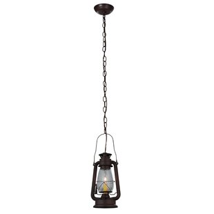 Meyda Tiffany Miner's Lantern 1-Light Pendant