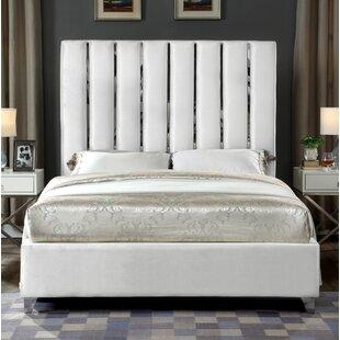 Dietrich Full/Double Upholstered Platform Bed ByOrren Ellis