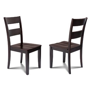 Nagle Solid Wood Dining Chair (Set of 2)