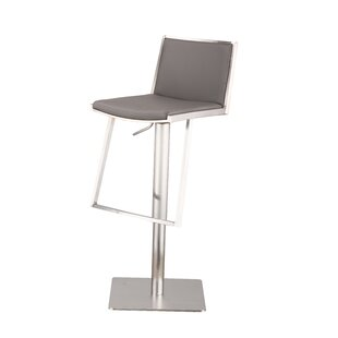 Ibiza Adjustable Height Swivel Bar Stool Armen Living