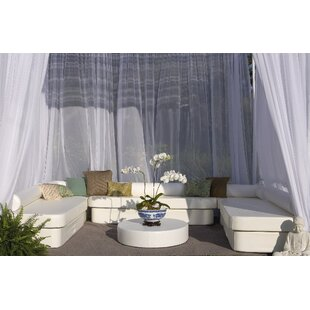 Zen Cabana 14 Piece Sectional Set
