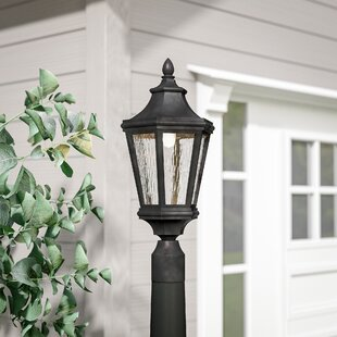 Online Reviews Deziree Outdoor 1-Light LED Lantern Head By World Menagerie