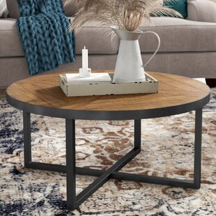 Dillwyn Coffee Table by Three Posts