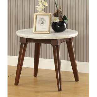 Best Price Hinckley End Table by Corrigan Studio