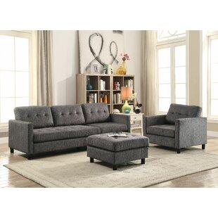 Hillsboro 2 Piece Living Room Set by Ivy Bronx