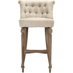 Amelie Bar Stool by Zentique