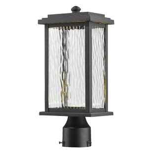 Coupon Bradly 1-Light LED Lantern Head By Red Barrel Studio