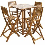 Saskia 5 Piece Dining Set