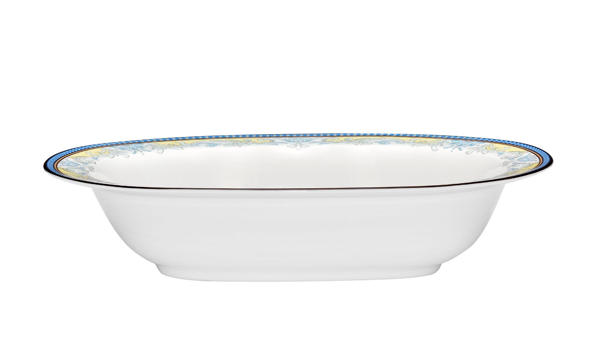 Noritake Menorca Palace Bone China 24 Fl Oz Serving Bowl Wayfair