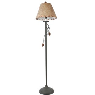 Price comparison Pinecone Branch 15.75 Floor Lamp By DEI