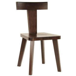 Kyoto Solid Wood Dining Chair (Set of 2) Adriano