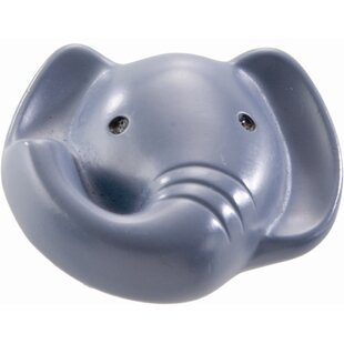 Safari Elephant Novelty Knob