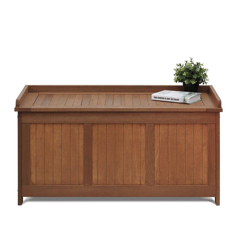 Sol 72 Outdoor  Aanya Outdoor Plywood Deck Box