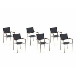 Maxton Stacking Garden Chair (Set Of 6) Image