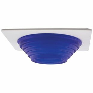 Elco Lighting Frosted Stepped Glass 4