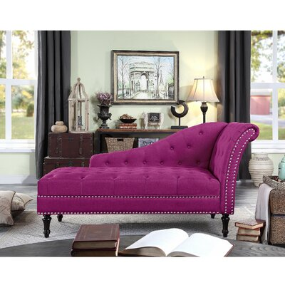 Pink Chaise Lounge Chairs You Ll Love In 2020 Wayfair