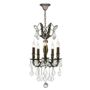 Astoria Grand Dodson 5-Light Chandelier