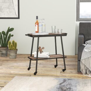 Bayshore Bar Cart by Trent Austin Design