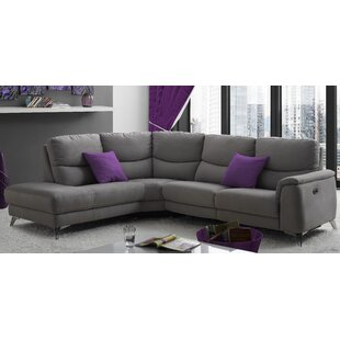 Shop Marble Hill Reclining Sectional by Latitude Run