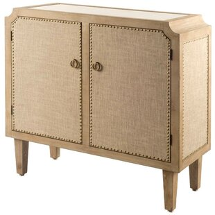 Plinio 2 Door Accent Cabinet by One Allium Way