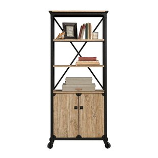 Rutkowski Standard Bookcase By Williston Forge