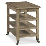 Monogram Solid Wood End Table with Storage by Fairfield Chair