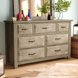 Fairfield 7 Drawer Dresser by Loon Peak