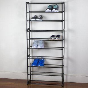 Purchase 10-Tier 30 Pair Shoe Rack By Sunbeam