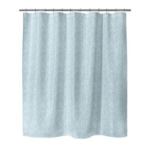 Ebern Designs Decarlo Shower Curtain