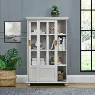 Magnolia Hill Standard Bookcase (Set Of 1000) by Novogratz Best Choices