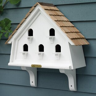 Good Directions Lazy Hill Farm Flat 20 in x 15.5 in x 7 in Birdhouse