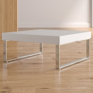Find for Pollitt Coffee Table ByWrought Studio