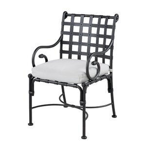 Aikens Patio Dining Chair with Cushion