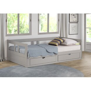 Double Size Trundle Bed Wayfair