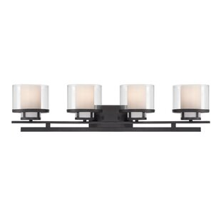 Designers Fountain Fusion 4-Light Vanity Light