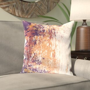 Mont-Dore 100% Cotton Throw Pillow Cover