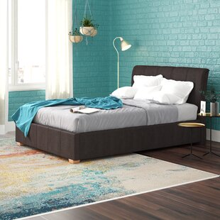 Fabric Upholstered Ottoman Bed By Brayden Studio