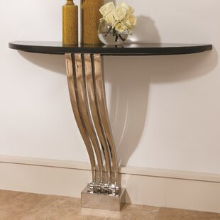 Graceful Console Table