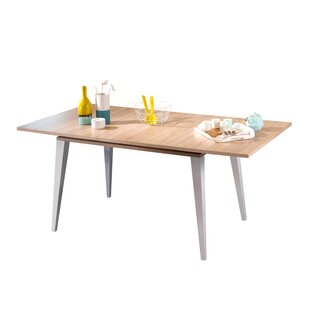 Reviews Guernsey Extendable Dining Table By Wrought Studio