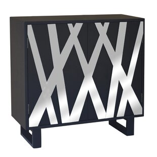 Seamon Star Shine 2 Door Accent Cabinet by Ivy Bronx
