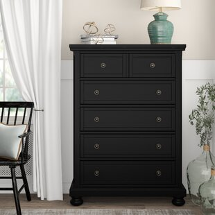 Calila 5 Drawer Standard Dresser Chest