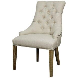 Gracie Oaks Charleen Side Chair (Set of 2)