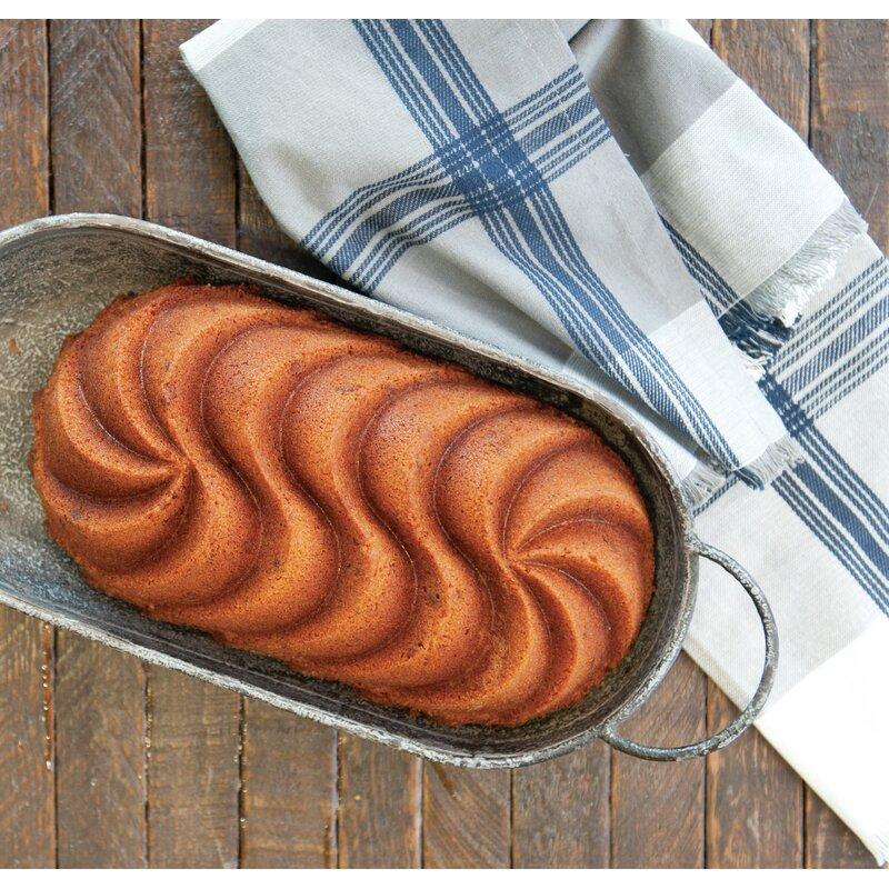 Nordic Ware Non Stick Heritage Loaf Pan Reviews Wayfair