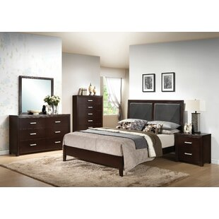 Lance Panel Configurable Bedroom Set